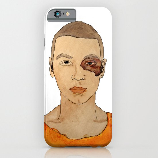 Bruised Thug iPhone & iPod Case