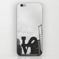 Philly Love iPhone & iPod Skin