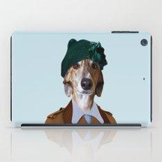 Monsieur Gastone iPad Case
