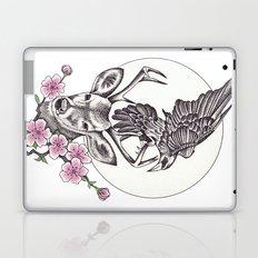 Raven Moon Laptop & iPad Skin
