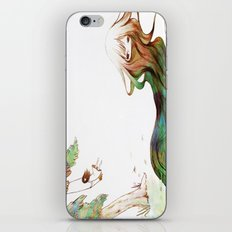 Melancholia iPhone & iPod Skin