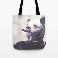 Bear Essentials  Tote Bag
