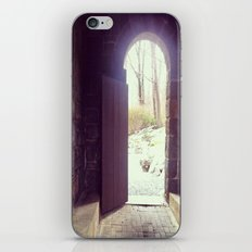 In or Out iPhone & iPod Skin