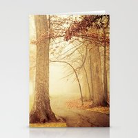 I Heard Whispering In Th… Stationery Cards