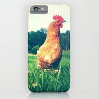 The Life Of A Chicken iPhone 6 Slim Case
