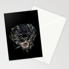 Panther Stationery Cards