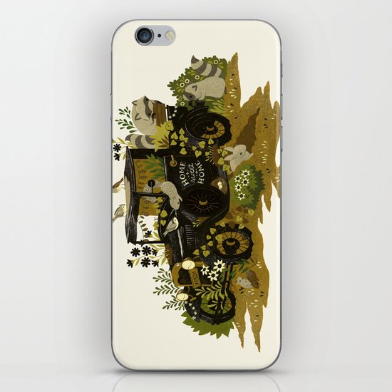 Home Sweet Home iPhone & iPod Skin