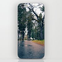 A Walk In The Park iPhone & iPod Skin