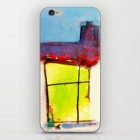 conversation iPhone & iPod Skin