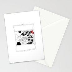 London window Stationery Cards