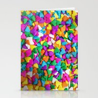 CANDY LOVE Stationery Cards
