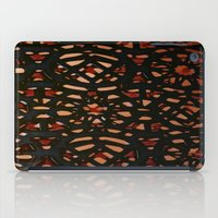 It's a pattern iPad Case