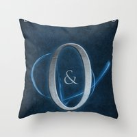 Empty Spaces & Big Thing… Throw Pillow