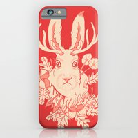 Jackalope Tattoo iPhone 6 Slim Case