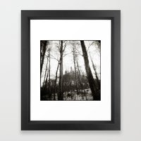 { Prince's Palace } Framed Art Print