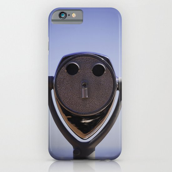 Look into my eyes iPhone & iPod Case