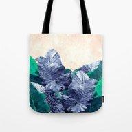 Foliage V2 #society6 #ho… Tote Bag
