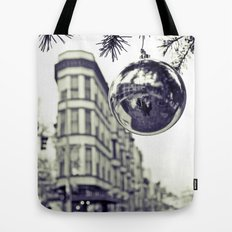 Downtown decoration Tote Bag