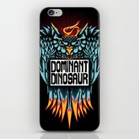Dominant Owl iPhone & iPod Skin