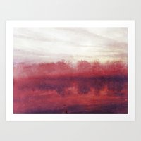 Lake #1 Art Print