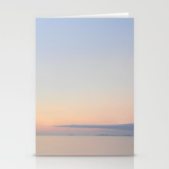 Afternoon soothe Stationery Card