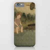 iPhone & iPod Case featuring The swamp by Rizky Warnerin's Illustrations