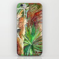 Desert Heat iPhone & iPod Skin