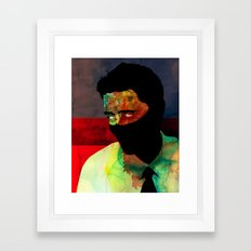 060815_c Framed Art Print