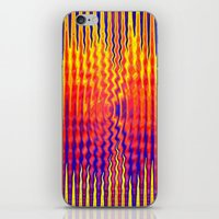 Ripples in a dream iPhone & iPod Skin