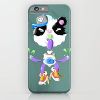 iPhone & iPod Case featuring Creepy Cutie by 8 BOMB