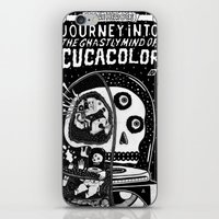 Journey In To The Ghastl… iPhone & iPod Skin