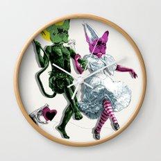 Dance, Chauncey, Dance - French Bulldog Wall Clock