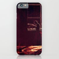 iPhone & iPod Case featuring The heat is on by Anna Brunk