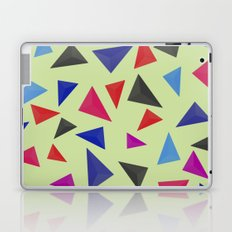 Colorful geometric pattern VIII Laptop & iPad Skin