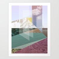 Atmosphere 20 · Odysse Art Print