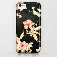 VINTAGE FLOWERS III - Fo… iPhone 5c Slim Case