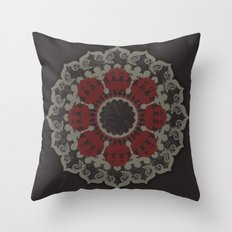 cirquedumonet #2 Throw Pillow