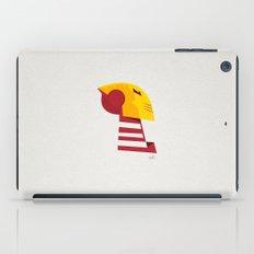 Classic man of iron iPad Case