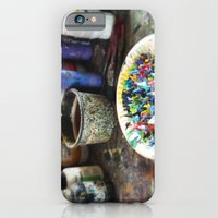 iPhone & iPod Case featuring Plate of Colour by Eyeshoot Photography