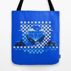 Chaos Emerald Tote Bag