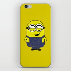 MINION (COLORS) iPhone & iPod Skin