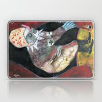 Poisoner III (repost) Laptop & iPad Skin