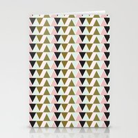 Angled Stationery Cards