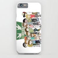 "iPhone & iPod Case featuring The ""Green Team""  by Natasha Ramon"