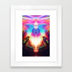 Universal Mind Framed Art Print