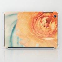 Orange crush iPad Case