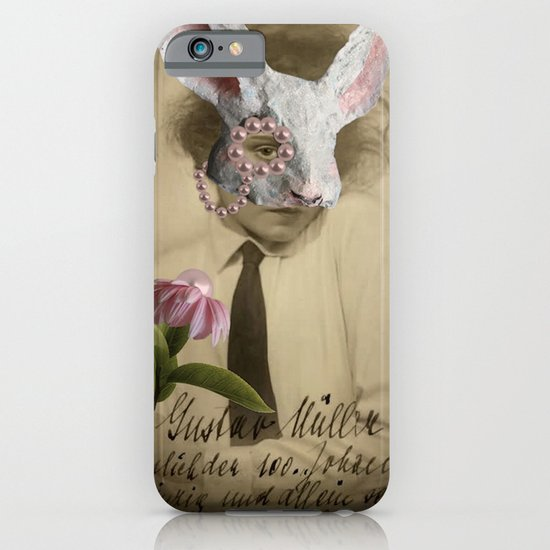 TO MR. GUSTAV MULLER... iPhone & iPod Case