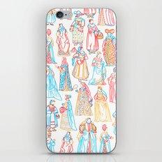 Renaissance Fashion iPhone & iPod Skin
