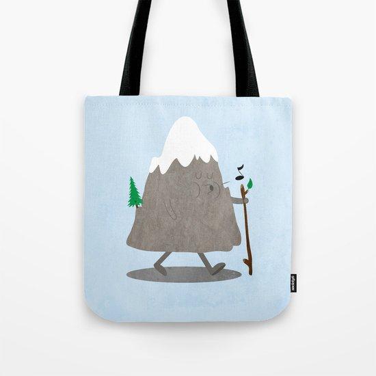 Lil' Hiker Tote Bag
