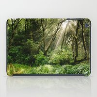In the Forest iPad Case